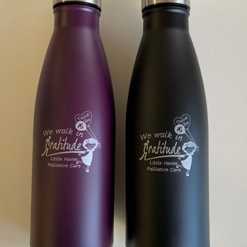 Gratitude Walk Water Bottles Stainless Steel